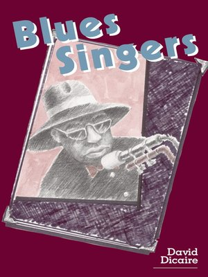 cover image of Blues Singers