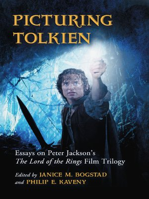 cover image of Picturing Tolkien