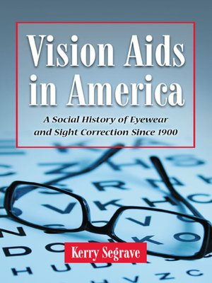 cover image of Vision Aids in America