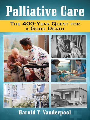 cover image of Palliative Care