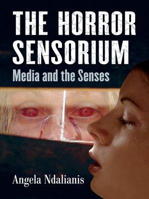 cover image of The Horror Sensorium