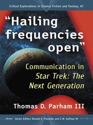 """cover image of """"Hailing frequencies open"""""""