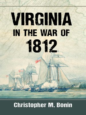 cover image of Virginia in the War of 1812