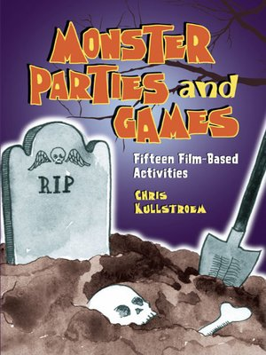 cover image of Monster Parties and Games
