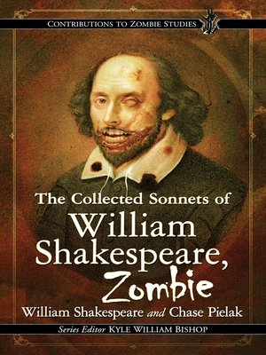 cover image of The Collected Sonnets of William Shakespeare, Zombie