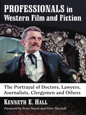 cover image of Professionals in Western Film and Fiction