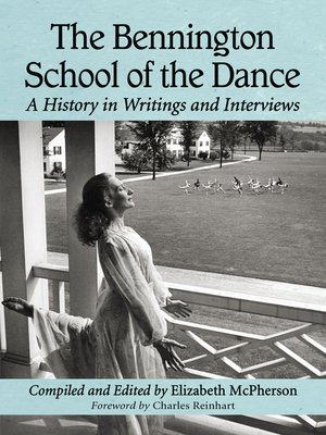 cover image of The Bennington School of the Dance