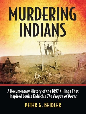 cover image of Murdering Indians