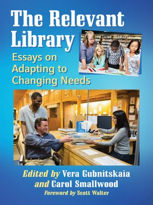 cover image of The Relevant Library