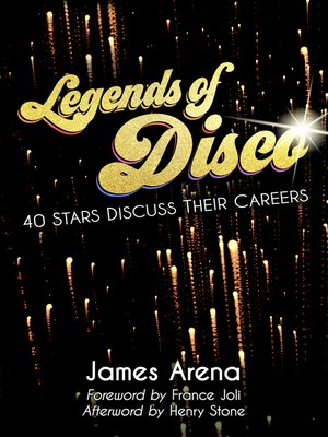 cover image of Legends of Disco