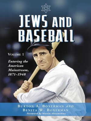 cover image of Jews and Baseball