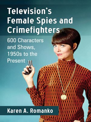 cover image of Television's Female Spies and Crimefighters