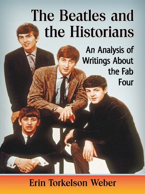 cover image of The Beatles and the Historians