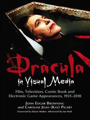 cover image of Dracula in Visual Media