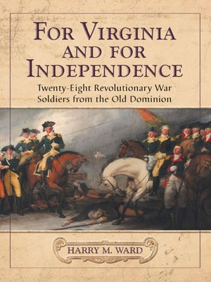 cover image of For Virginia and for Independence