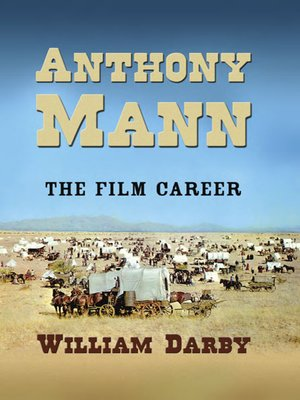 cover image of Anthony Mann