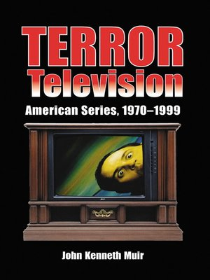 cover image of Terror Television