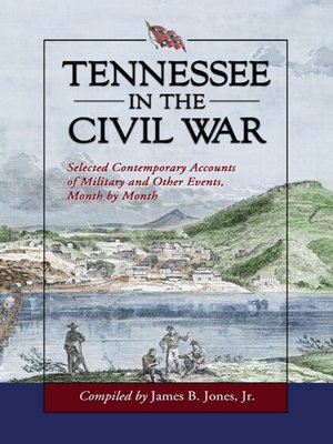 cover image of Tennessee in the Civil War