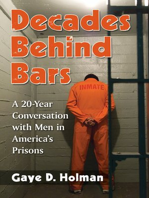 cover image of Decades Behind Bars