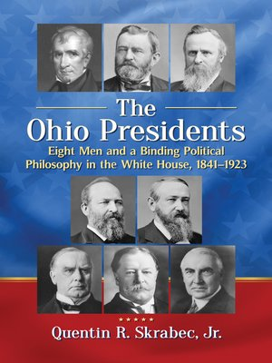 cover image of The Ohio Presidents