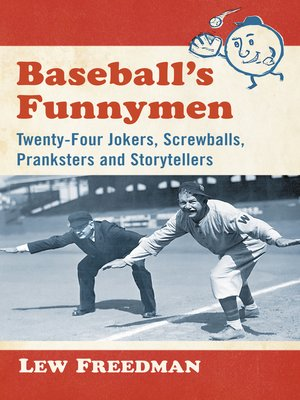 cover image of Baseball's Funnymen