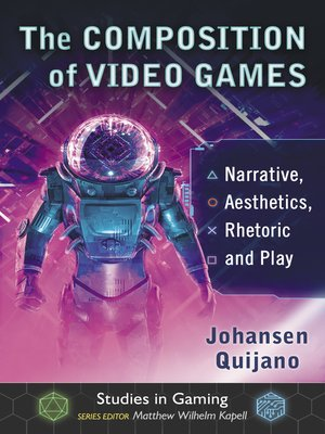 cover image of The Composition of Video Games