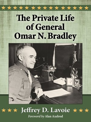 cover image of The Private Life of General Omar N. Bradley