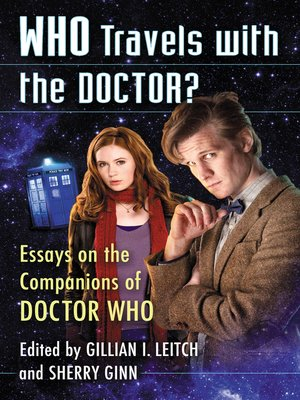cover image of Who Travels with the Doctor?