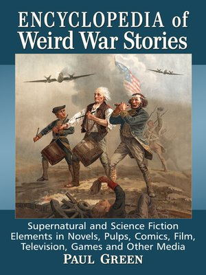 cover image of Encyclopedia of Weird War Stories