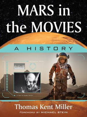 cover image of Mars in the Movies