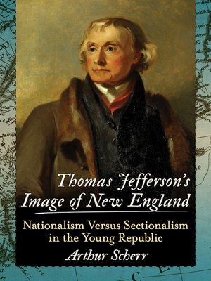 cover image of Thomas Jefferson's Image of New England