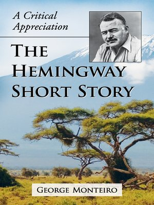 cover image of The Hemingway Short Story
