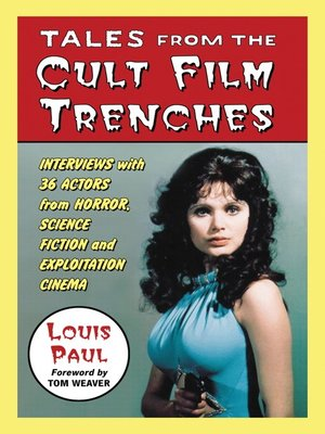 cover image of Tales from the Cult Film Trenches