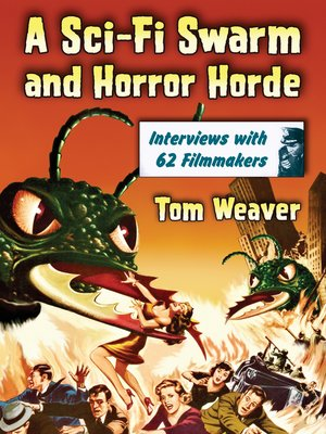 cover image of A Sci-Fi Swarm and Horror Horde