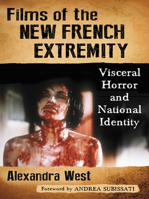 cover image of Films of the New French Extremity