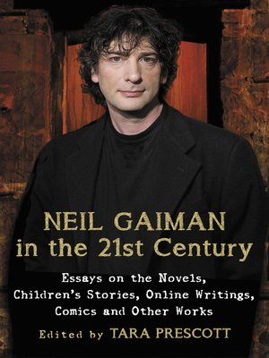 cover image of Neil Gaiman in the 21st Century