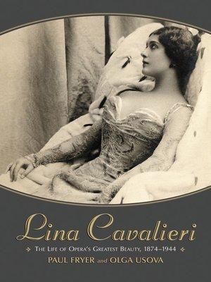 cover image of Lina Cavalieri