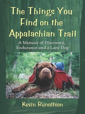 cover image of The Things You Find on the Appalachian Trail