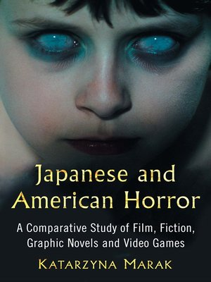 cover image of Japanese and American Horror