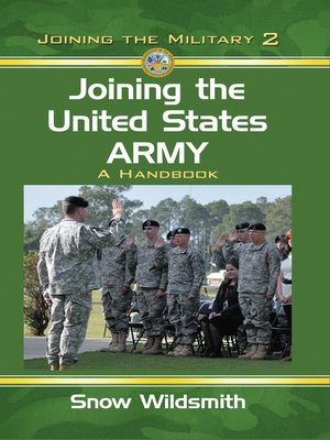 cover image of Joining the United States Army