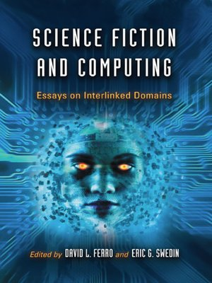 cover image of Science Fiction and Computing