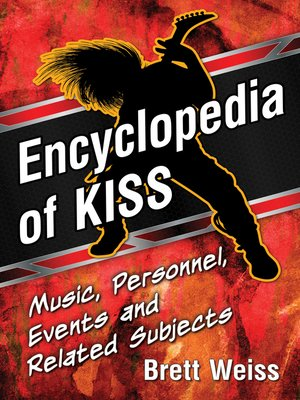 cover image of Encyclopedia of KISS