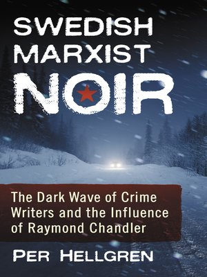 cover image of Swedish Marxist Noir