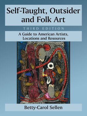 cover image of Self-Taught, Outsider and Folk Art