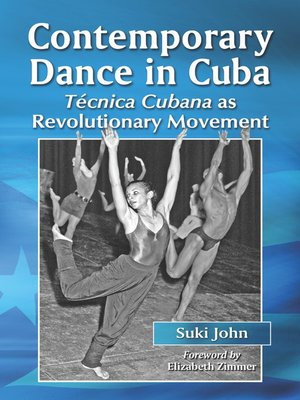 cover image of Contemporary Dance in Cuba