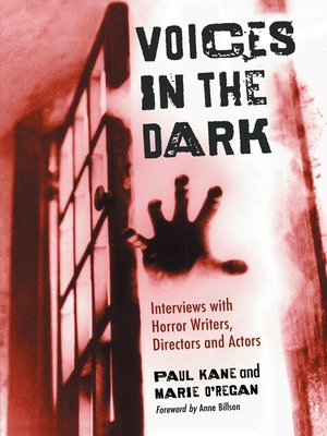 cover image of Voices in the Dark