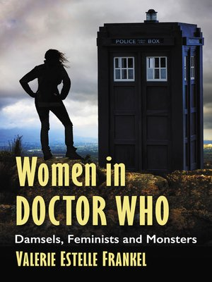 cover image of Women in Doctor Who