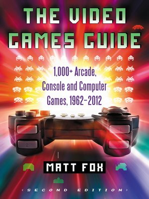 cover image of The Video Games Guide