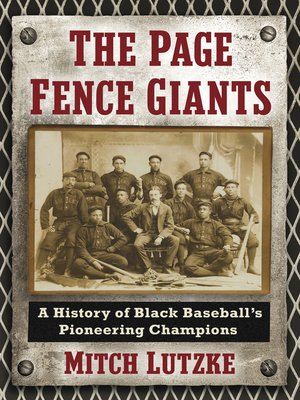 cover image of The Page Fence Giants