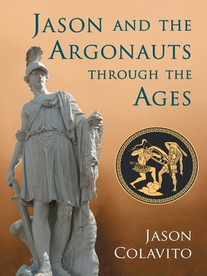 cover image of Jason and the Argonauts through the Ages